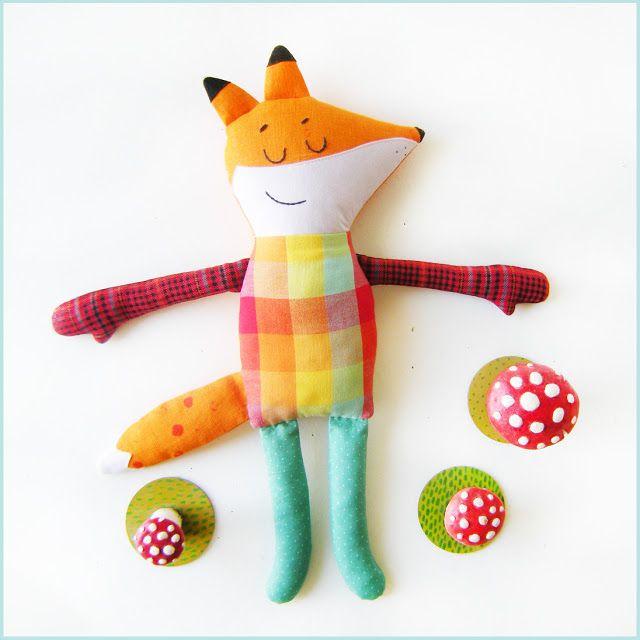 Carrot style: Игрушечный БУМ !
