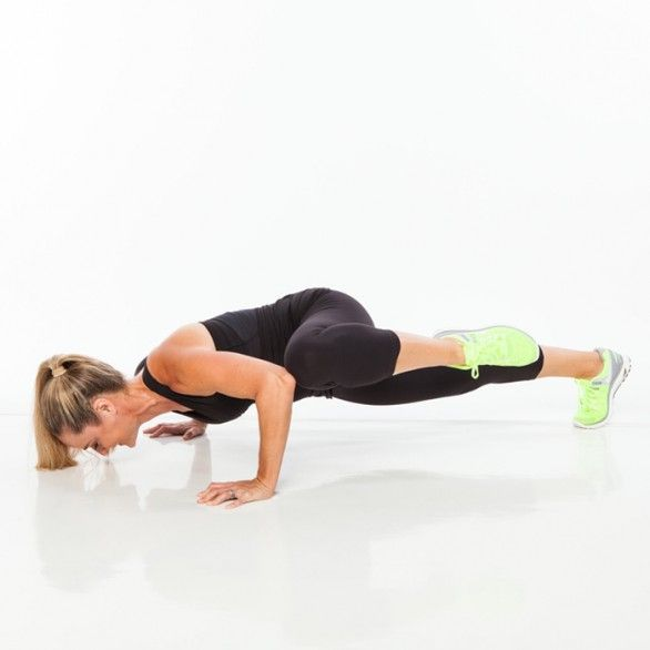 how to get good at pushups