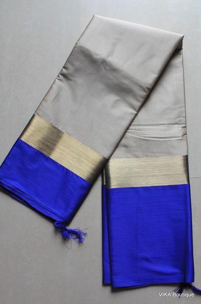 Soft silk cotton saree