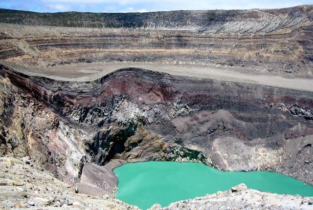 Santa Ana Volcano - Lomas de San Marcelino, El Salvador II Love this crater lake