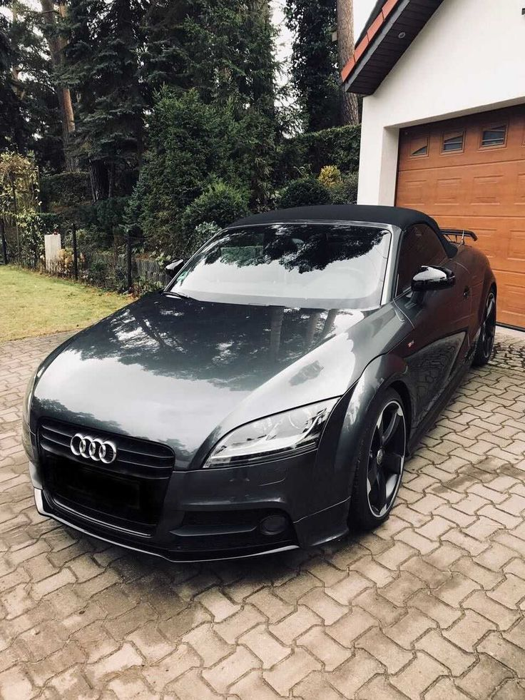 Audi TT Roadster 1,8 TFSI Competition   Check more at https://0nlineshop.de/audi-tt-roadster-18-tfsi-competition/