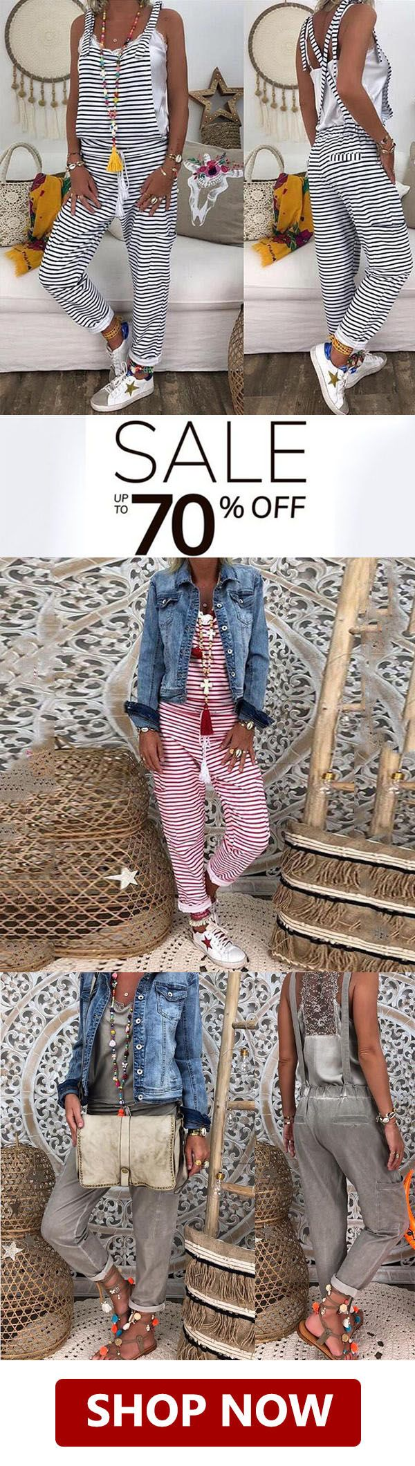 Women Fashion Casual Hot Sale Jumpsuits