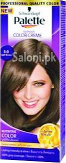 Schwarzkopf Palette Intensive Colour Cream Light Brown 5-0