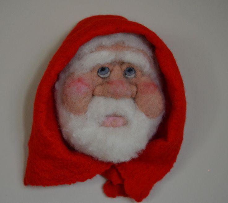 Santa Wall Hanging - Briege Connolly