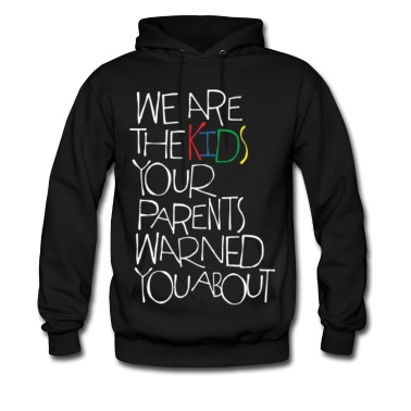 Mac Miller <3 The sweatshirt is true though. So I want it. And because Mac Miller once said it. :*