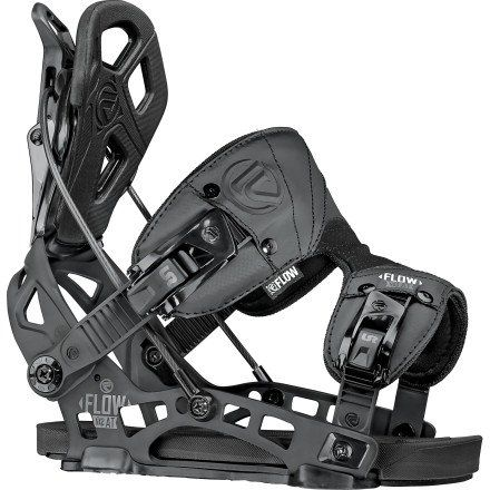 Flow NX2-AT Snowboard Bindings - Added these bad boys to my setup
