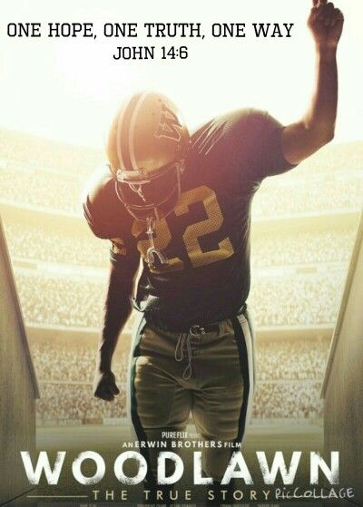 Woodlawn. Amazing true story! 'This is what happens when God shows up'. A MUST SEE fall 2015 movie! Out on DVD to own now.
