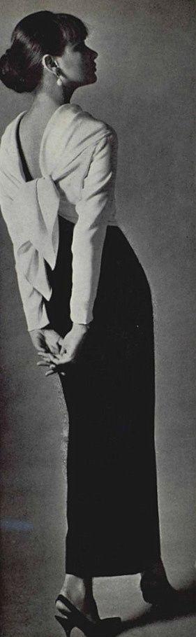 1963 Pierre Cardin                                                                                                                                                                                 More