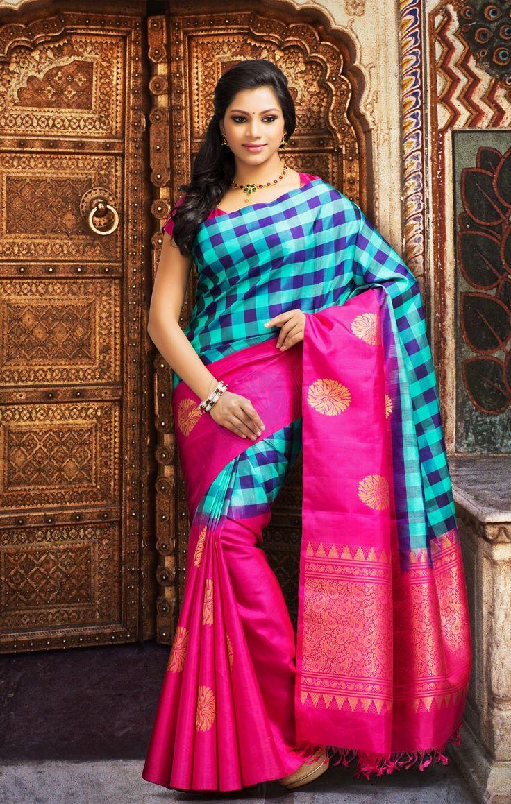 Exclusive Dhola Branded Wedding Silk Saree DBSS4001