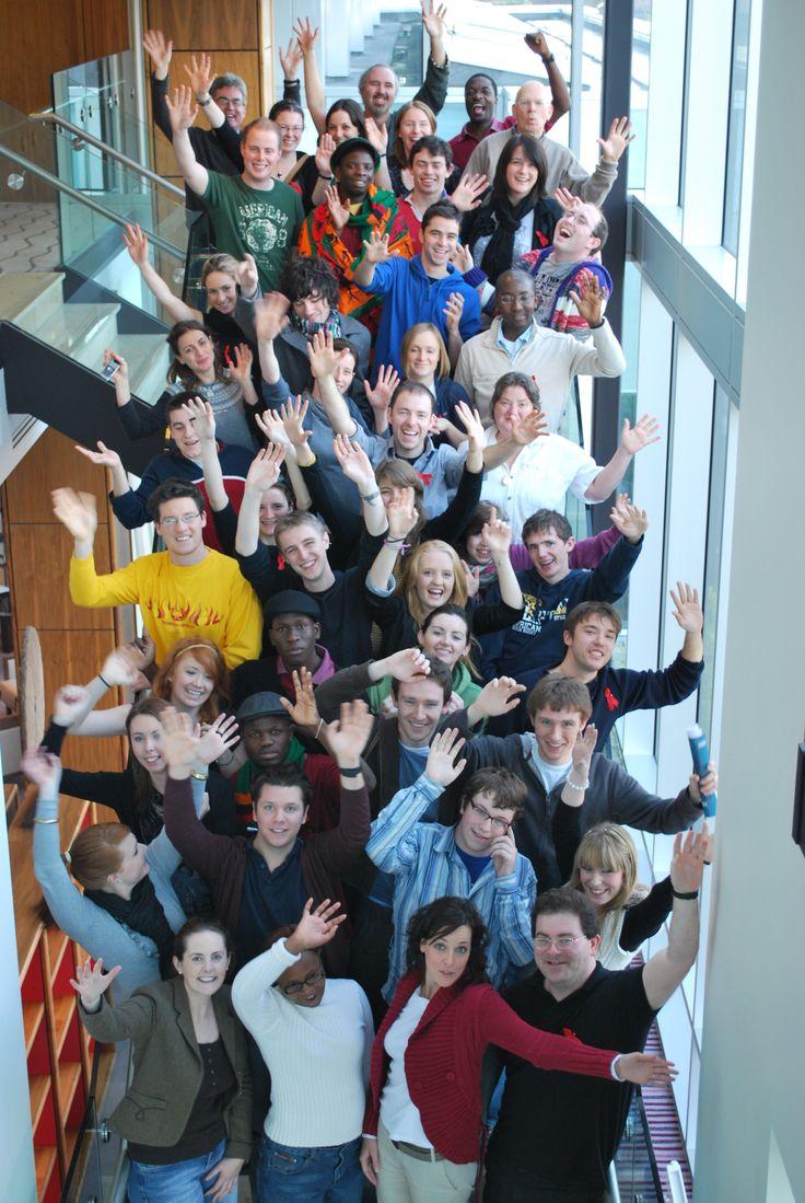 2009 - EIL Network Weekend. #50EILIRL