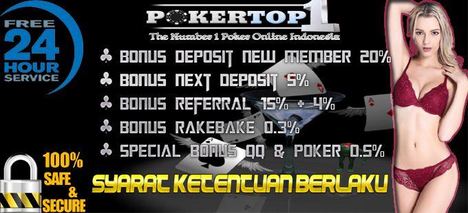 Pengertian Bonus Rollingan Mingguan Bersama Pokertop1 - kami menjelaskan bagaimana dan apa itu bonus rollingan yang di bagikan setiap minggu berupa koin untuk bermain judi online uang asli dan dapat di withdraw.