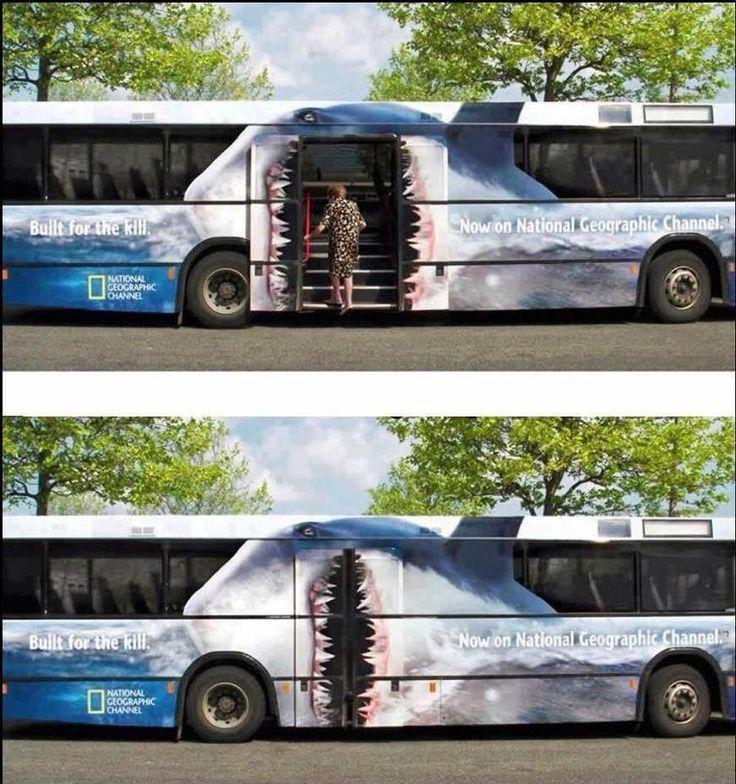 Marketing Bus