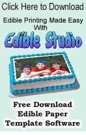 Edible Ink, Edible Ink Refill, Cake Image Printer | Edible Supply The EdibleSupply.com