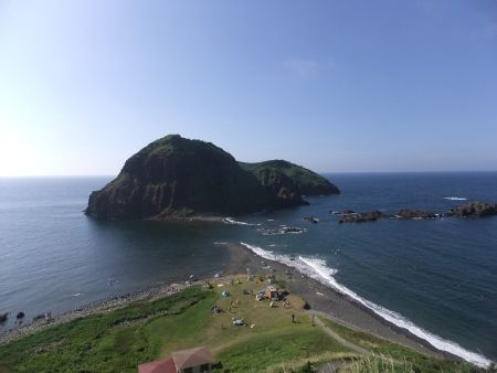 Niigata, Sado island  Futatsugame