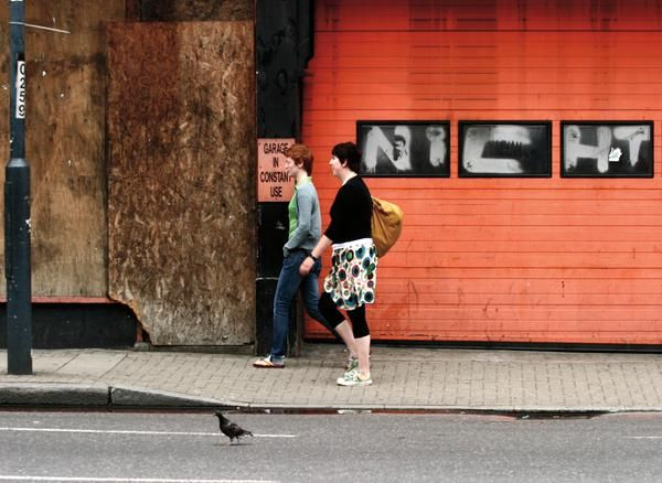 Street Photography by CapDaSha London 2007