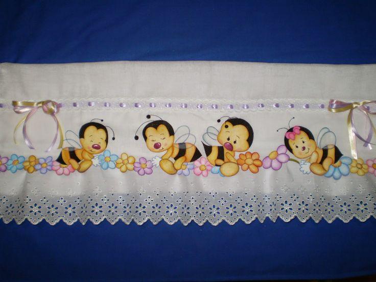 Ateliê da Nena: Zuuuuuuu...... abelhinhas e ursos adoram mel.