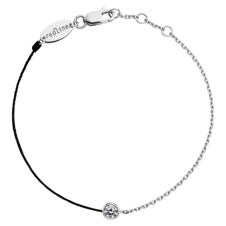 #bracelet #double #redline #or #musthave #diamantsurfil #diamant #bijoux #bracelet