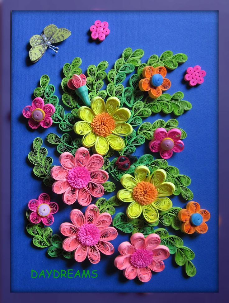 36 best quilling images on pinterest quilling ideas for Paper quilling designs