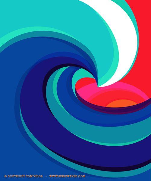 Big Wave by Tom_Veiga, via Flickr