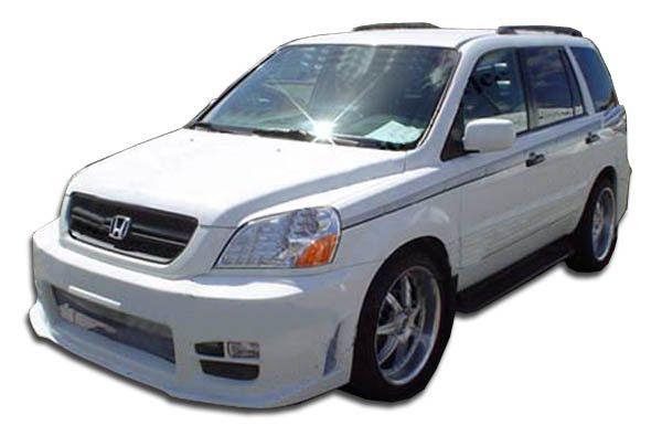 2003-2005 Honda Pilot Duraflex R34 Front Bumper Cover - 1 Piece (Clearance)