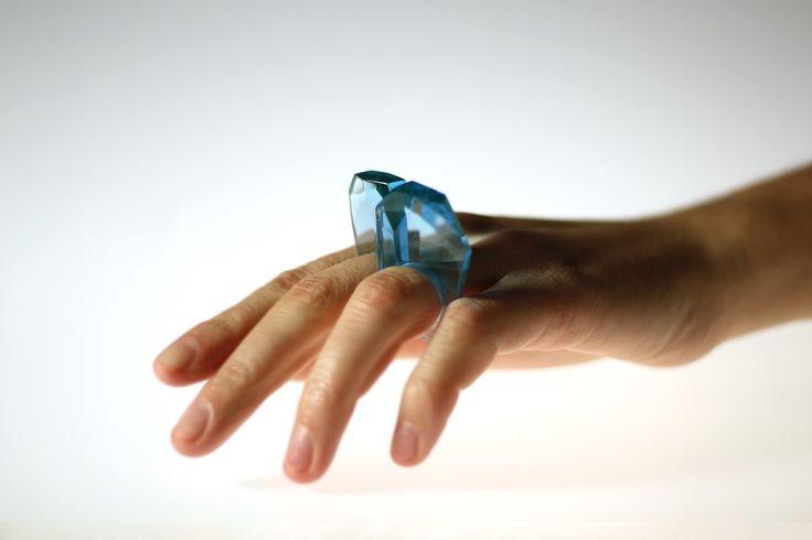 glass ring. mertlova.com