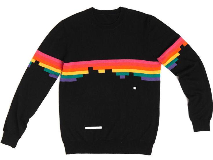 Super Breakout Sweater: Casual Atari