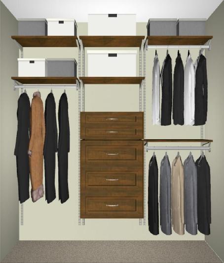 6u0027 7u0027 Single Hang Drawers Double Rubbermaid Heirloom Select