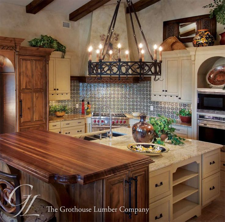 Featured Project Of The Week Custom Walnut Wood Countertop By Kornerstone Kitchen Bath