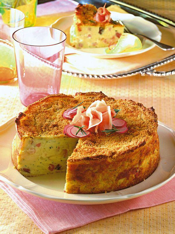 Gateau di patate e mozzarella + altre 10 ricette con la mozzarella