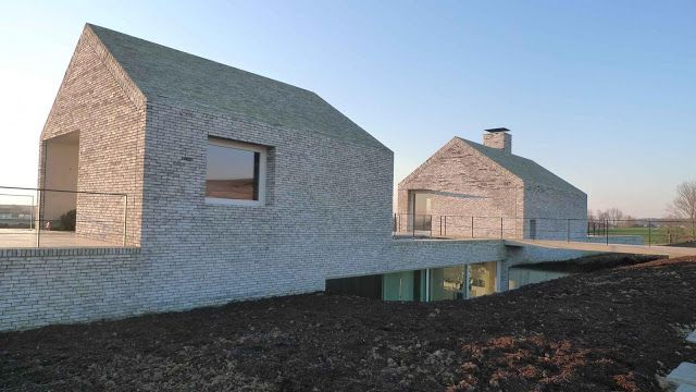 Stéphane Beel Architects snowdust de saegher