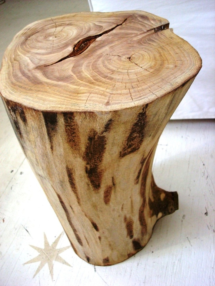tree stump furniture. maple tree stump table furniture