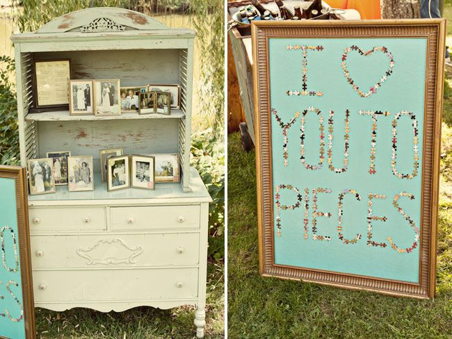 <3 many aspects of this DIY affair!