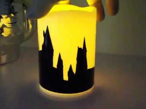 Harry Potter Candle - Just My Experience