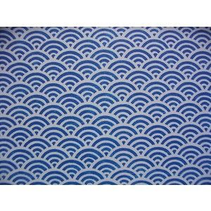 japanese wave patternJapanese Wave Pattern