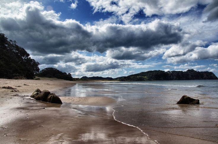 Hot-Water-Beach-Coromandel-Neuseeland