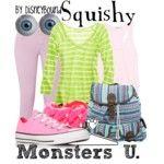 Squishy | Monsters University