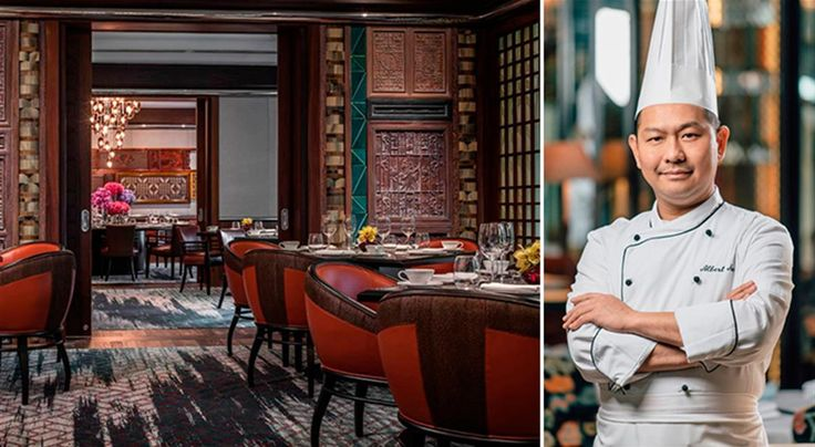 Chef Albert Au Kwok Keung to Showcase Cantonese Cuisine in Singapore #food #recipes #spiralizer