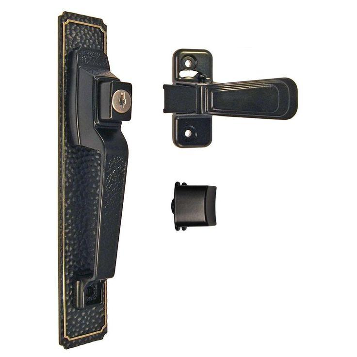 Security Screen Door Handles And Locks