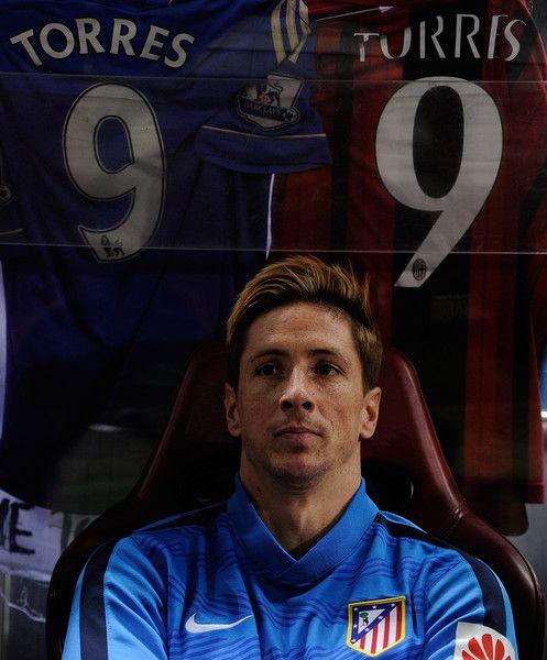 Fernando Torres Photos - Club Atletico de Madrid v Rayo Vallecano de Madrid - La Liga - Zimbio