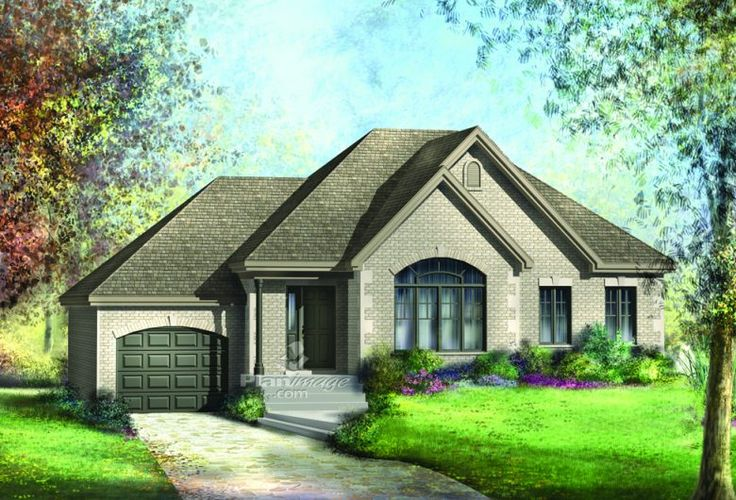 Modèle de maison usinée : Michigan / Prefab house  Maisons Champoux Homes