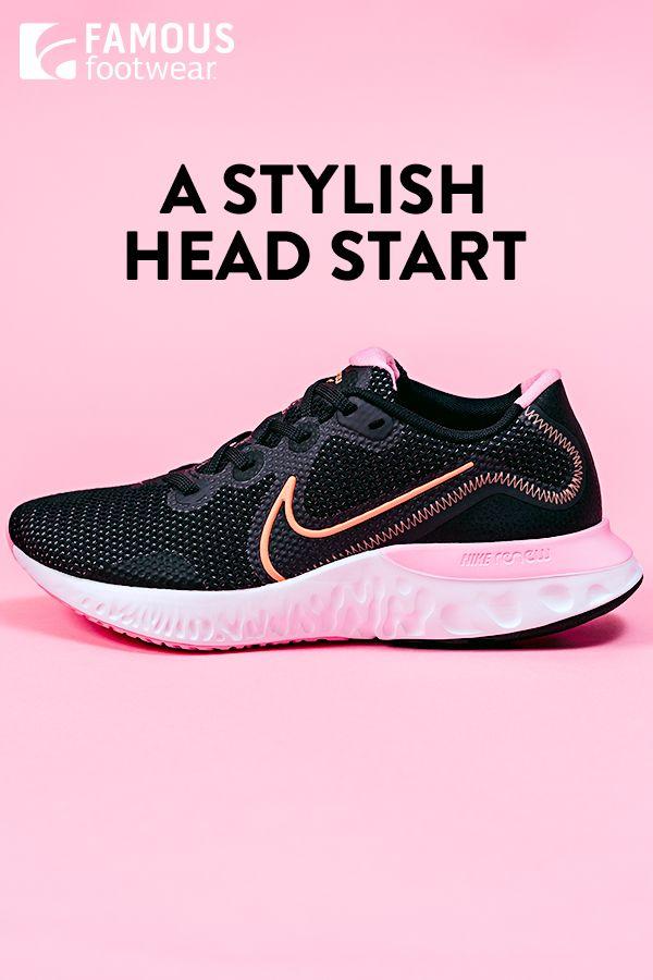 Nike Renew Running Shoe   Nike, Famous