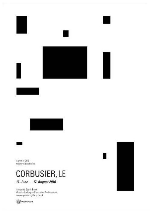 fantastic minimalist poster design