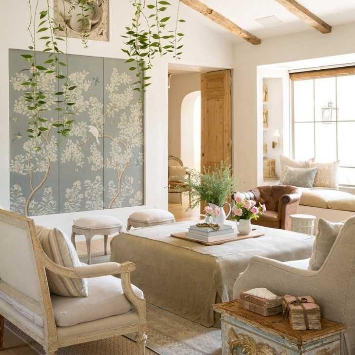 Французский прованс по-калифорнийски - Дизайн интерьеров | Идеи вашего дома | Lodgers