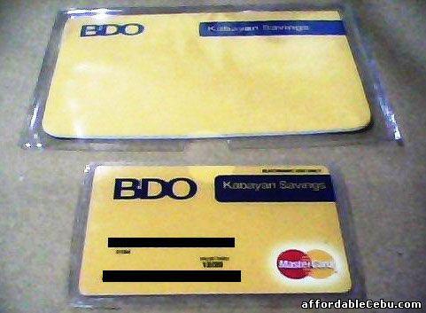 how to open account in bdo in dubai