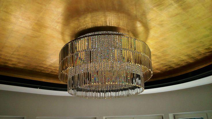Crystal Chandelier/ Kryształowy żyrandol #kryształoweświetlenie #chandeliers #lighting
