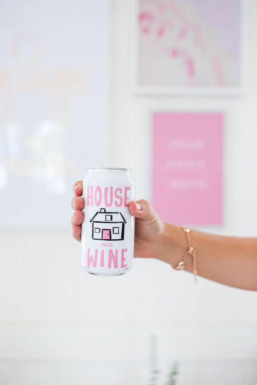 Wine in a can!