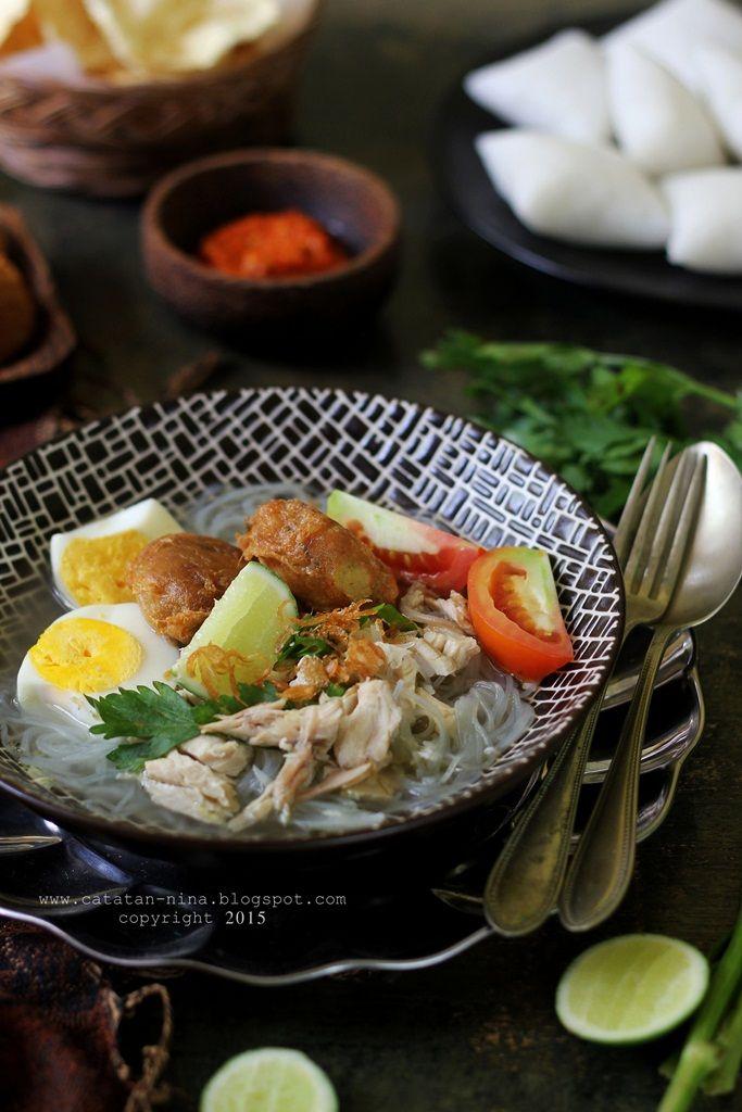 Soto Banjar [recipe in Indonesian]