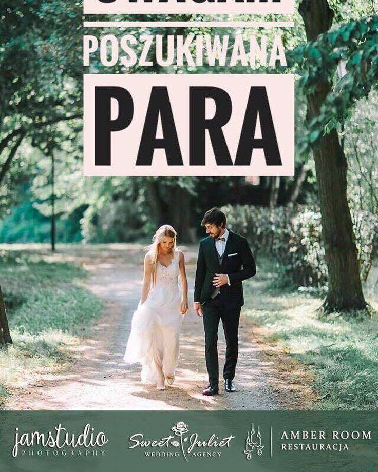 UWAGA KONKURS! POSZUKIWANA PARA DO SESJI ZDJĘCIOWEJ!!! Jeżeli jesteście uroczą młodą parą marzącą o przepięknej sesji zdjęciowej to spróbujcie swoich sił w naszym konkursie. Nie ma znaczenia wasz stan cywilny liczą się jedynie uczucia które widać w Was jako parze.  Warunki udziału są proste: 1. Polub profil Wedding in Poland. Sweet Juliet wedding agency na Facebooku! 2. Udostępnij ten post publicznie na swoim profilu 3. Koniecznie napisz post do publikacji z hashtag #sweetjuliet_konkurs i…