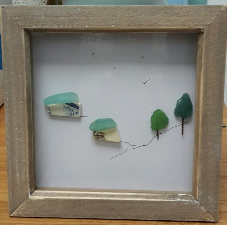 Sea glass by Chloe's Patch