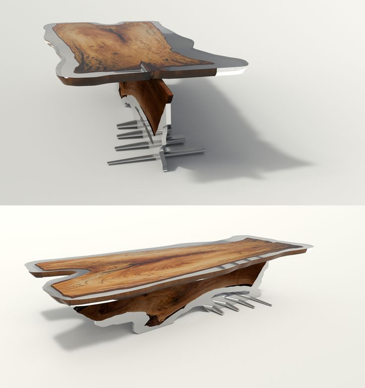 Resin Table Made By Riverwood Eu Consoles Bog Oak 800 6500